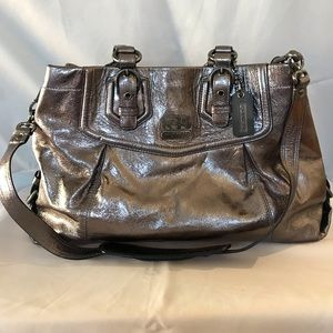 Coach Carryall Handbag